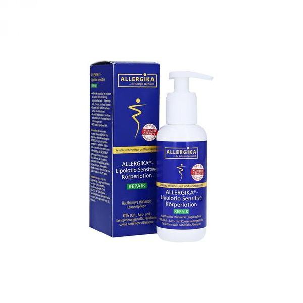 Prodaja ALLERGIKA LIPOLOTIO SENSITIVE, 200ml po povoljnoj cijeni