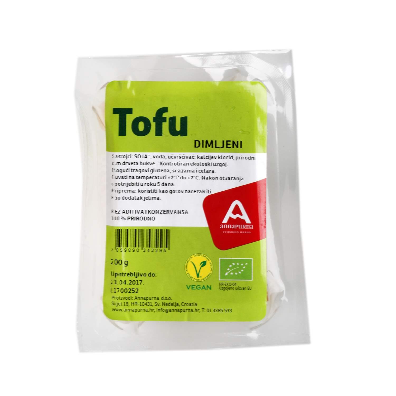 Annapurna dimljeni tofu