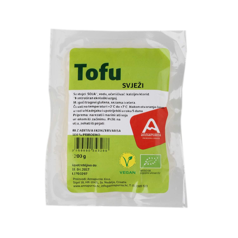 Tofu annapurna