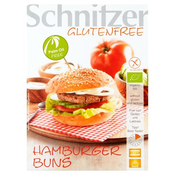 OBAVIJEST ZA POTROŠAČE Schnitzer Bio Hamburger Buns
