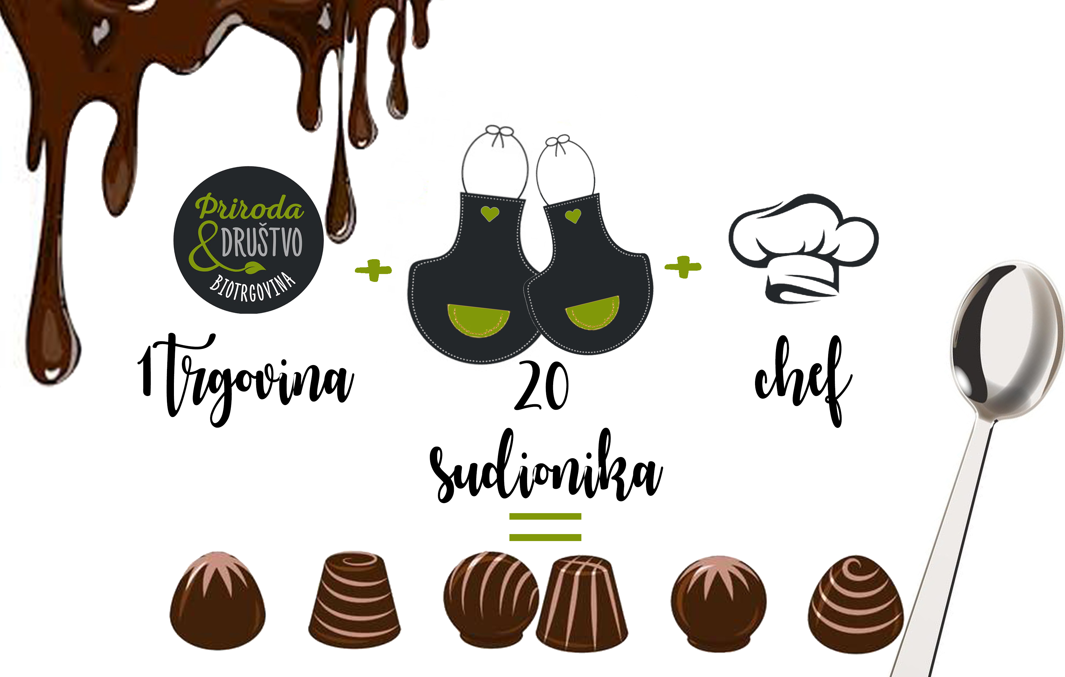 Degustacija i radionica čokolade by Mihaela Devescovi